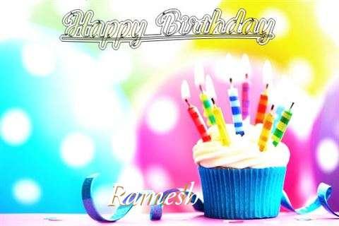 Happy Birthday Ramesh