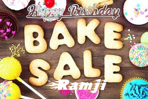 Happy Birthday Ramji