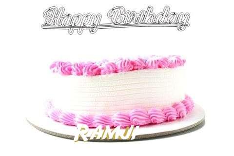 Happy Birthday Wishes for Ramji