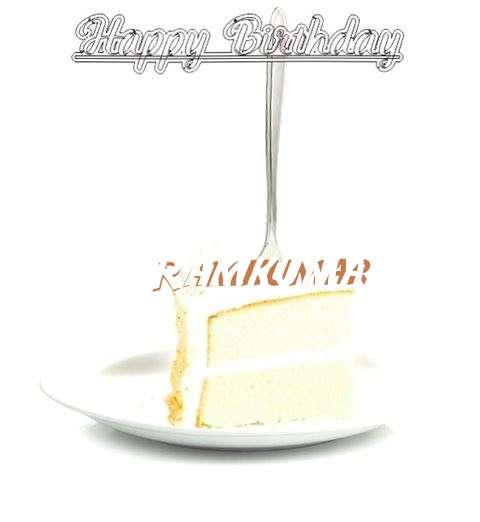 Happy Birthday Wishes for Ramkumar
