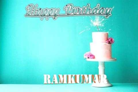 Wish Ramkumar