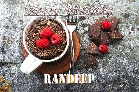 Happy Birthday Wishes for Randeep