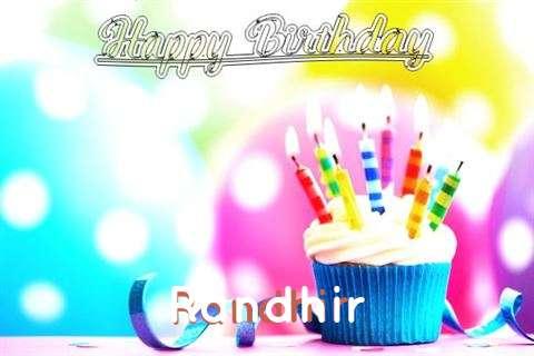 Happy Birthday Randhir