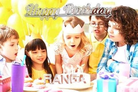 Happy Birthday to You Ranga