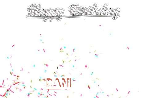 Happy Birthday to You Rani