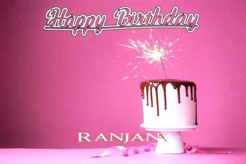 Birthday Images for Ranjana