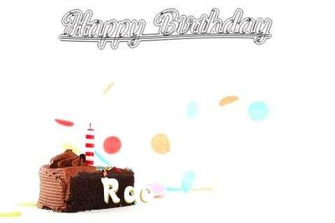 Happy Birthday Cake for Rao
