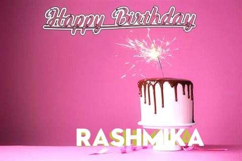 Birthday Images for Rashmika