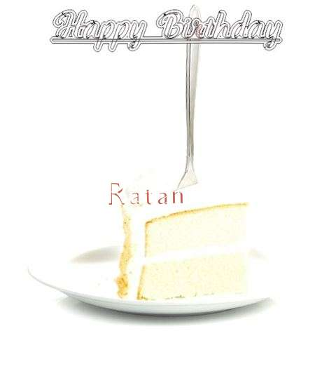 Happy Birthday Wishes for Ratan