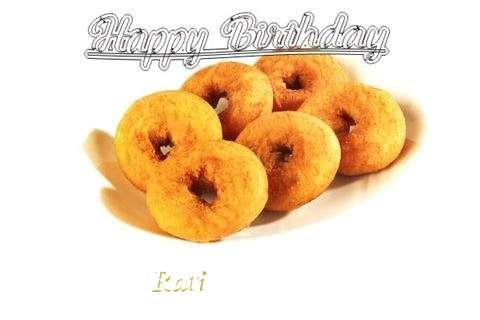 Happy Birthday Rati
