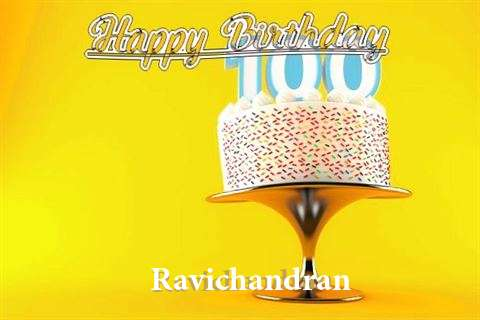 Happy Birthday Wishes for Ravichandran