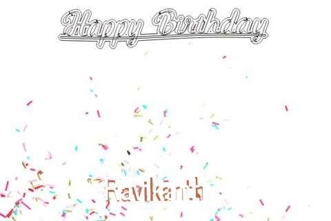 Happy Birthday to You Ravikanth