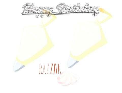 Birthday Wishes with Images of Razzak