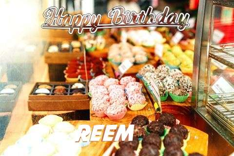 Happy Birthday Reem