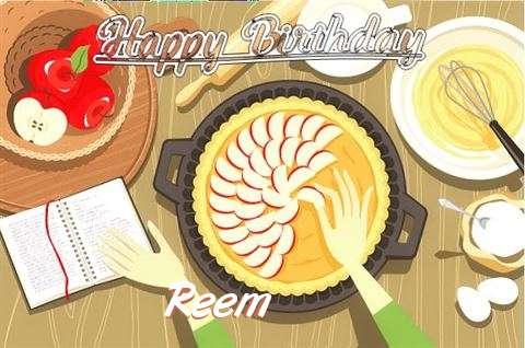 Reem Birthday Celebration