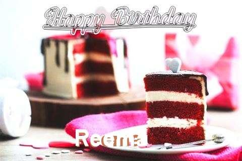 Happy Birthday Wishes for Reema