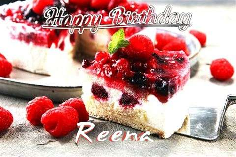 Happy Birthday Wishes for Reena