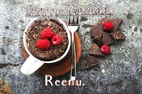 Happy Birthday Wishes for Reenu