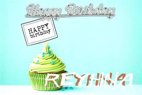 Happy Birthday to You Reyhna