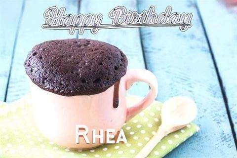 Wish Rhea