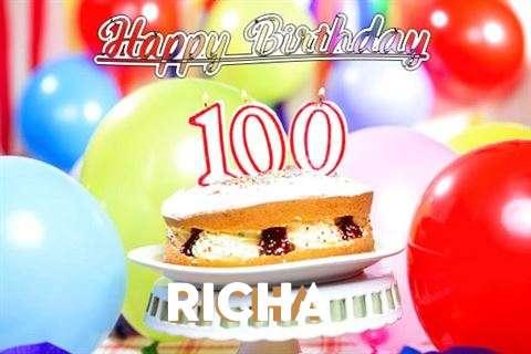 Happy Birthday Richa