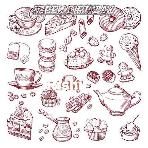 Happy Birthday Wishes for Rishi