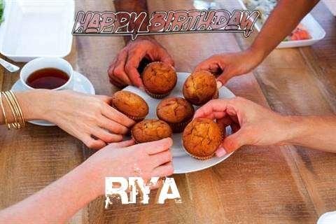Happy Birthday Wishes for Riya