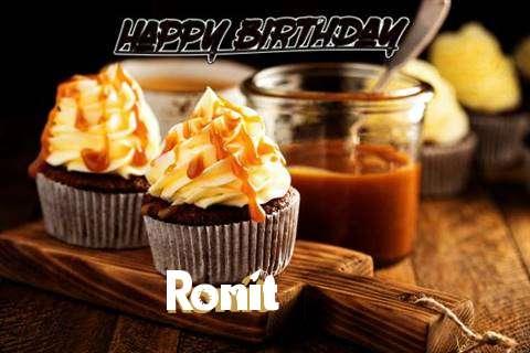 Ronit Birthday Celebration