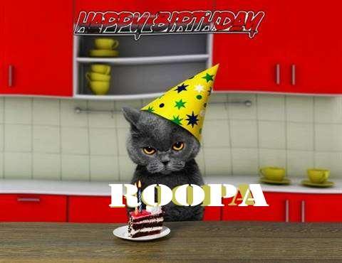 Happy Birthday Roopa