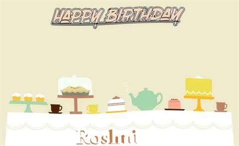 Roshni Cakes
