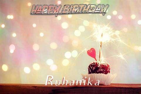 Ruhanika Birthday Celebration