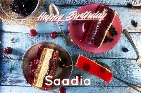 Saadia Birthday Celebration