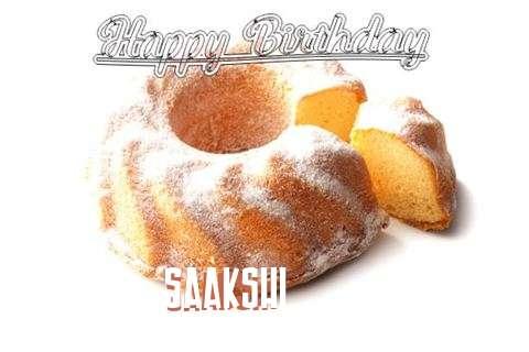 Happy Birthday to You Saakshi