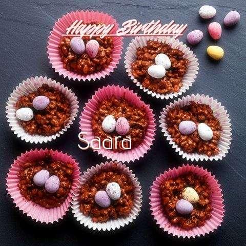 Happy Birthday Saara