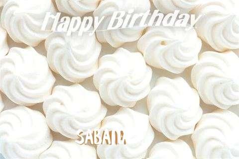 Sabana Birthday Celebration