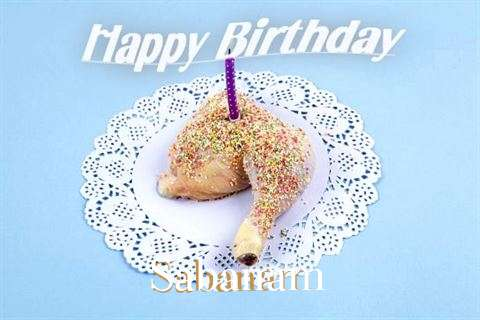 Happy Birthday Sabanam