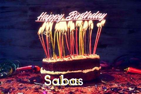 Happy Birthday to You Sabas