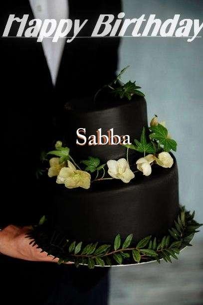 Sabba Birthday Celebration
