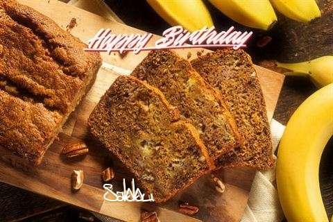 Happy Birthday Sabbu Cake Image