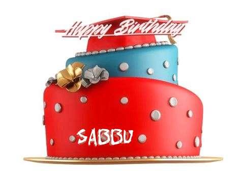Birthday Images for Sabbu