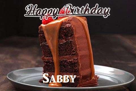 Sabby Cakes