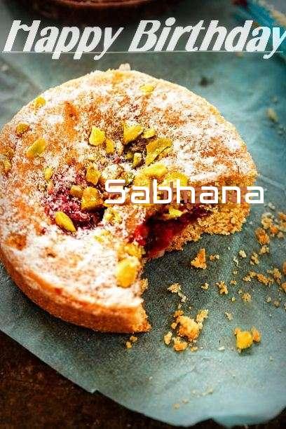 Sabhana Birthday Celebration
