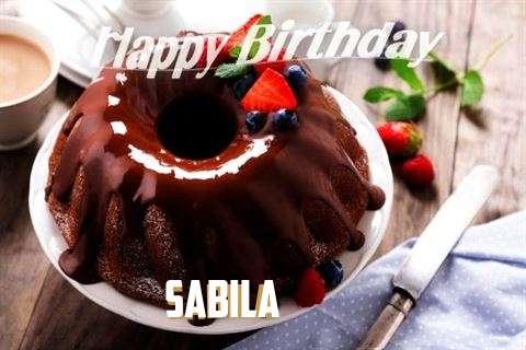 Happy Birthday Sabila