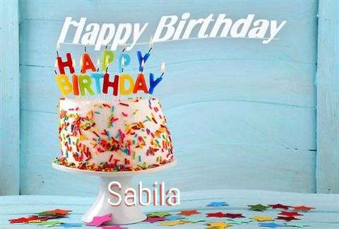 Birthday Images for Sabila
