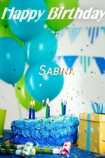 Wish Sabina