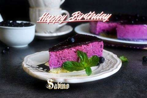 Sabino Birthday Celebration