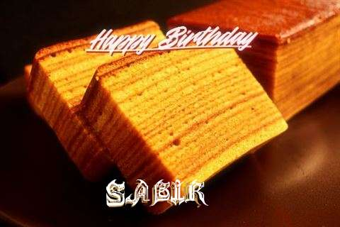 Sabir Birthday Celebration