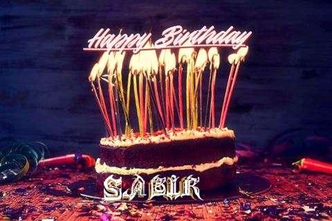 Happy Birthday to You Sabir