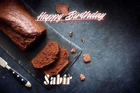 Sabir Cakes