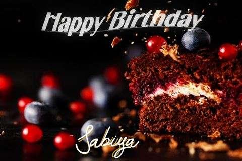 Birthday Images for Sabiya